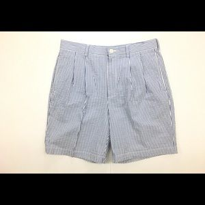 NWOT Brooks Brothers Genuine Seersucker Sz 35